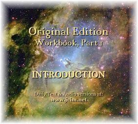 ACIM Workbook Introduction