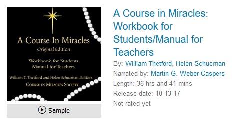 ACIM Workbook Audiobook