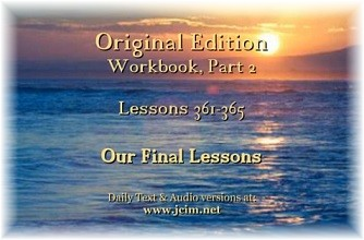 Our Final Lessons