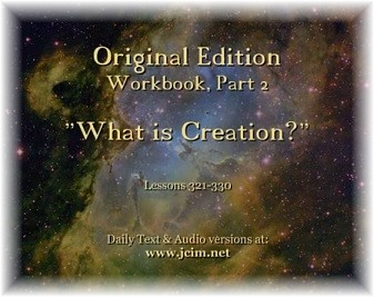 What is Creation