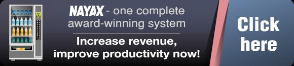 NAYAX One complete award-winning system