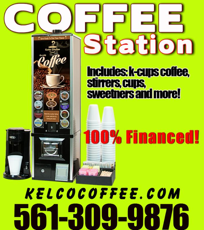 Kelco Coffee Station