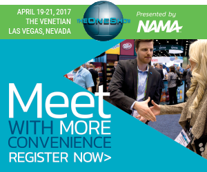 NAMA OneShow April 19th Register- Click NOW_