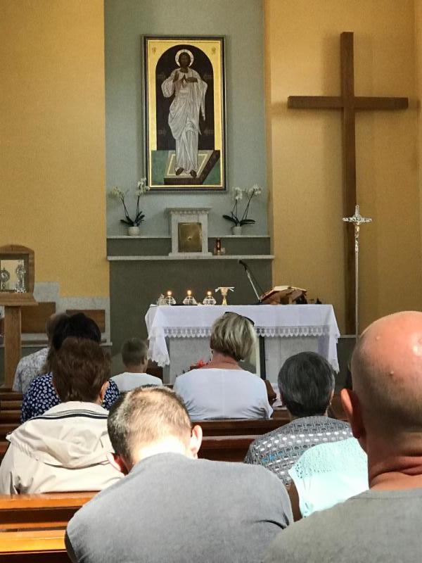 Divine Mercy Chapel