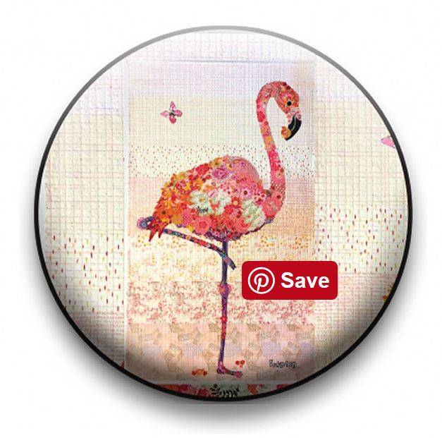 Fiberworks Flamingo