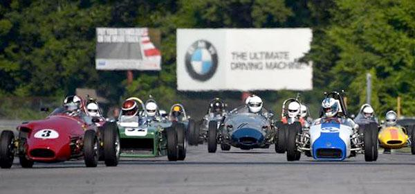 Lime Rock's Race Results Fitting for a Milestone Anniversary
