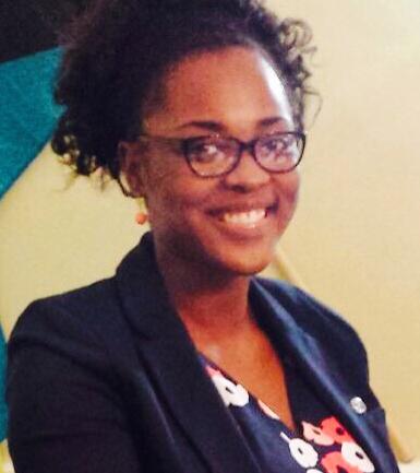PCGS Student Kendria Ferguson