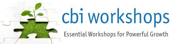 CBI Workshops Masthead