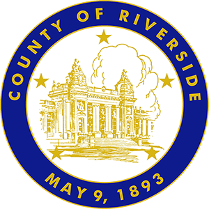 Riv. County Seal