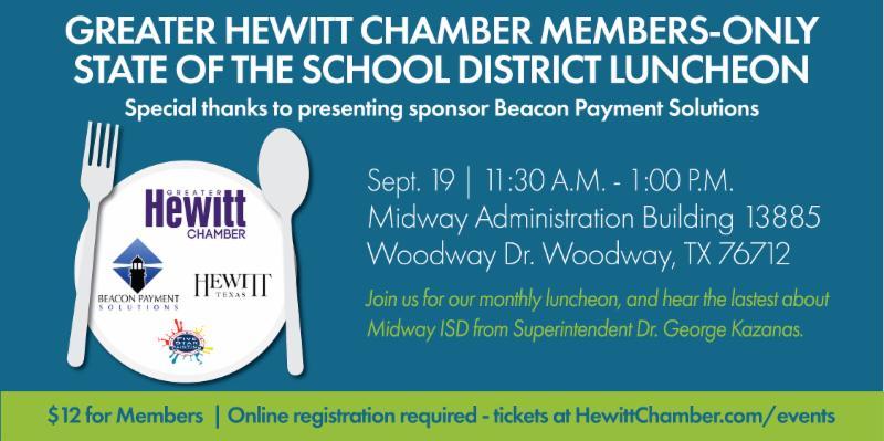 Greater Hewitt Chamber e-Bulletin