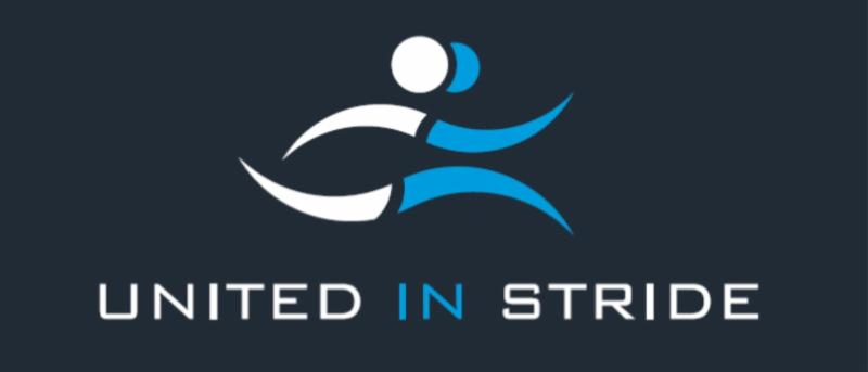 United in Stride logo