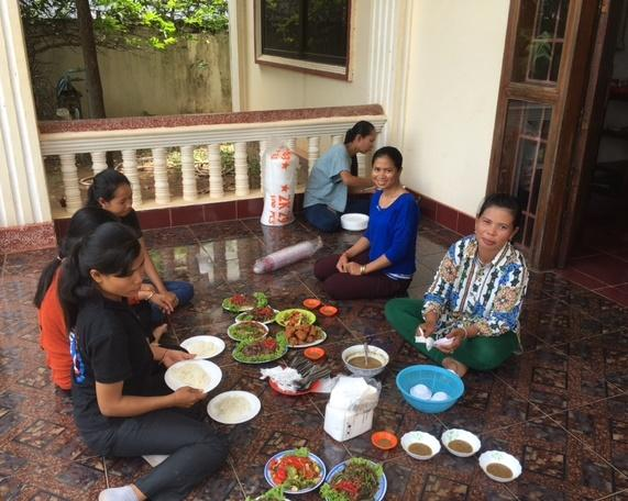 CCD Staff Lunch
