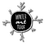 Winter Art Tour logo