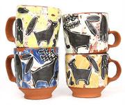 Cups by Catie Miller