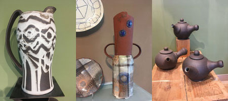 New works in the gallery