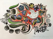 Print by Paloma Nunez Reguerio