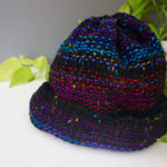 Handwoven hat by CarolFurtado