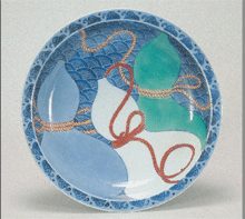 Japanese Ceramic Dish