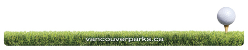 Vancouver Parks Golf footer