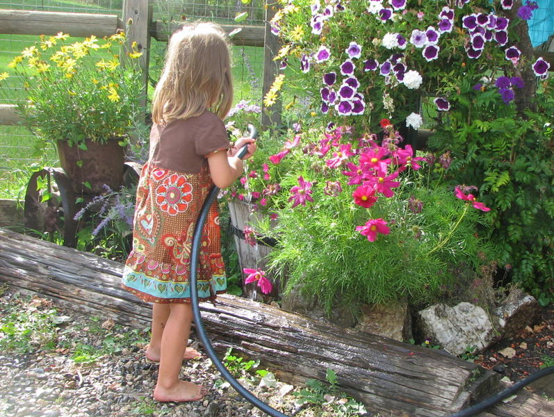 Best Kids Garden - Staff Vote