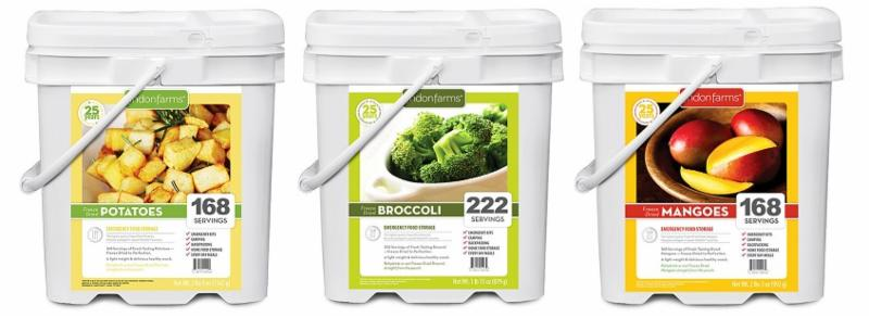 Best Priced Freeze Dried Food