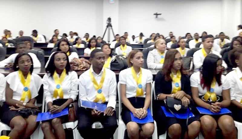 ITLA graduates