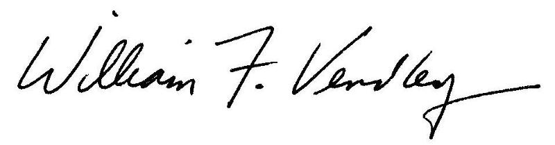 Dr. Vendley signature