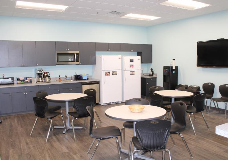 HEALTHeLINK Break Room
