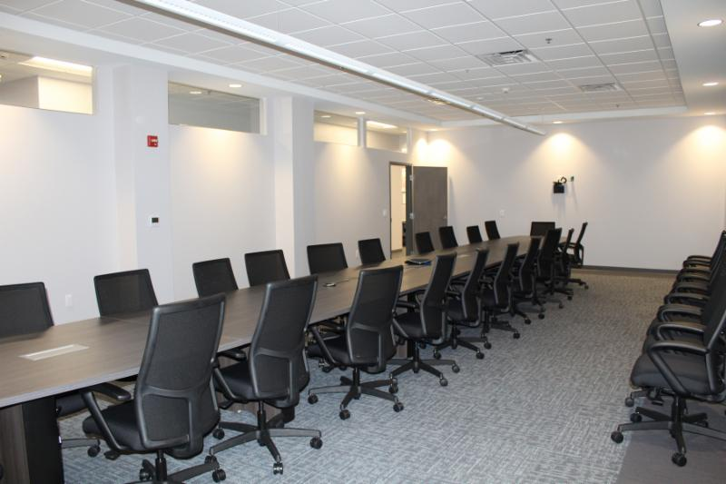 HEALTHeLINK Board Room