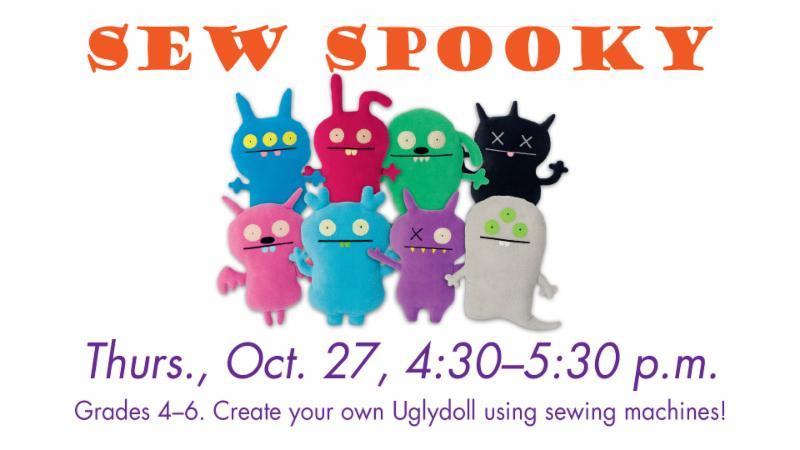 Sew Spooky