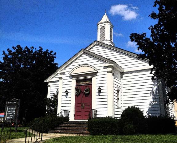UPCnj church