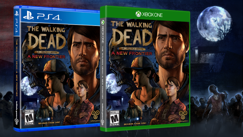 'The Walking Dead: The Telltale Series - A New Frontier'