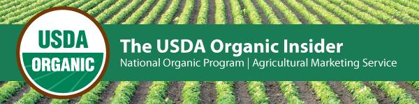 The USDA Organic Insider