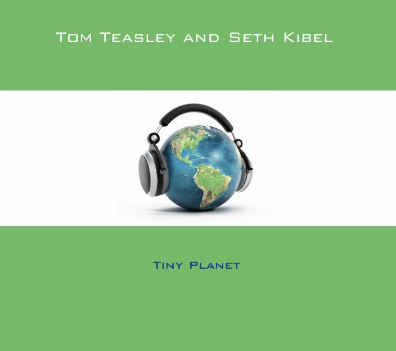 Tiny Planet album cover