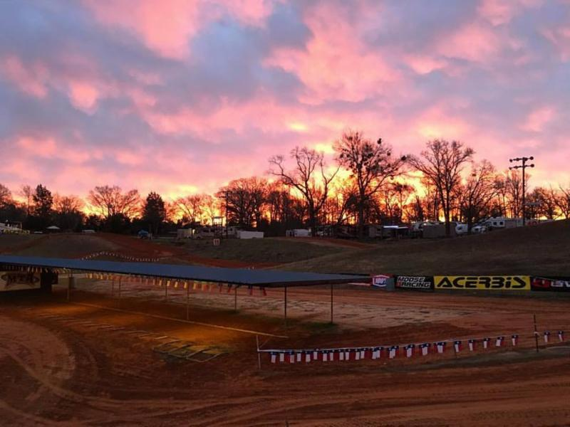Looks like a beautiful day for Round 2 of the Texas Winter Series!   #swanmx #mx #motocross #practice #racing #nightracing #training #familyfriendly #facility #reddirt #tyler #texas #since1969 #tws16