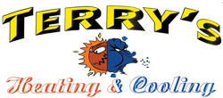 Terry's Heating & Cooling logo
