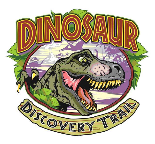 Dino Trail logo
