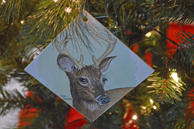 Tede tree ornament