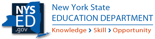 Logo_ NYSED.gov New York State Education Department - Knowledge_ Skill_ Opportunity