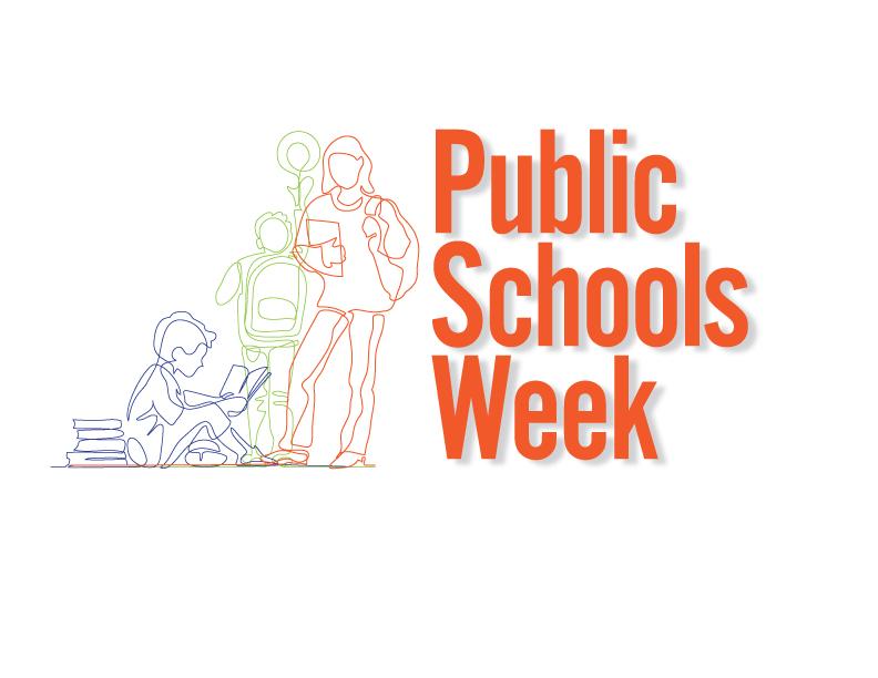Public Schools Week logo
