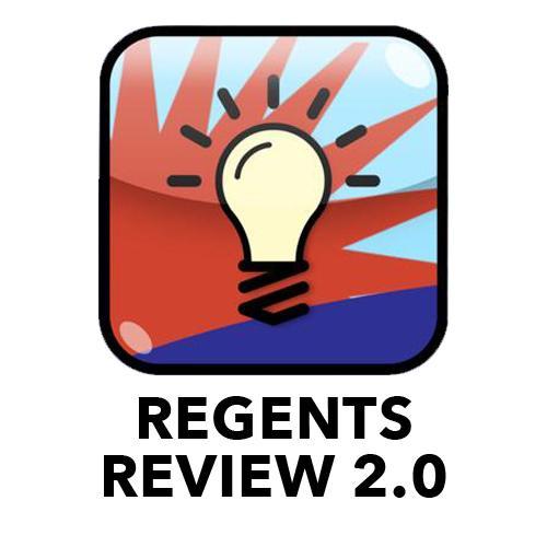Regents Review 2.0 logo