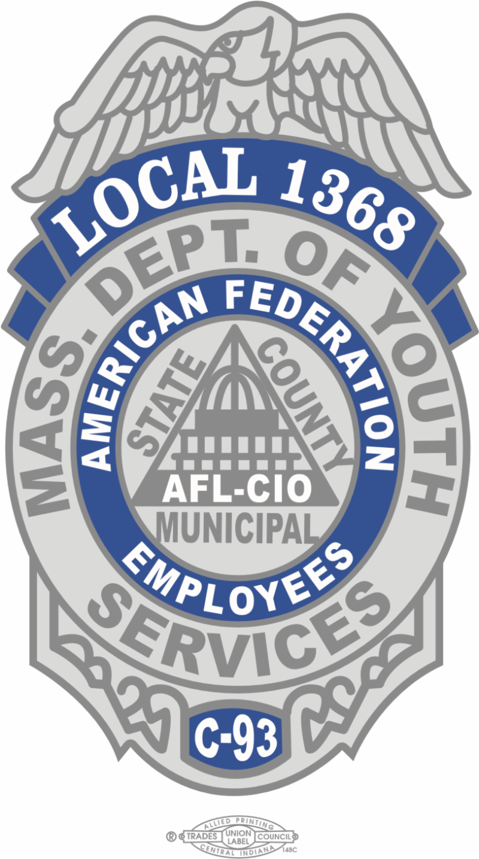 Local 1368 Badge