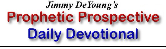 Prophecy Today Devotions