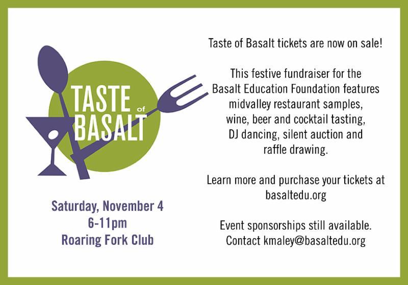 Taste of Basalt
