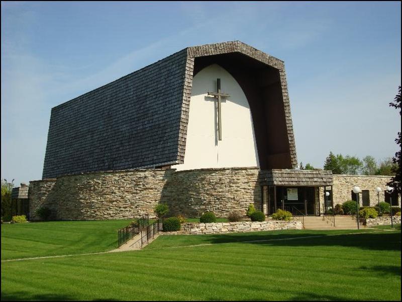 St. Paul's Episcopal Church of DeKalb, IL