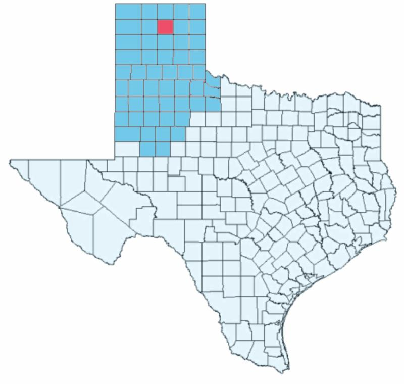 Hutchinson County_ Texas