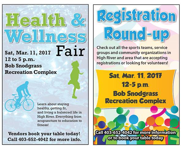 Health and Wellness & Reg. Round up on March 11