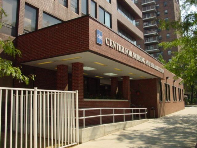 CNR Exterior Entry