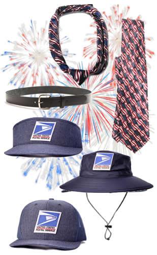 8c9e65229b3 Celebrate Savings on Your Favorite Postal Uniform Accessories