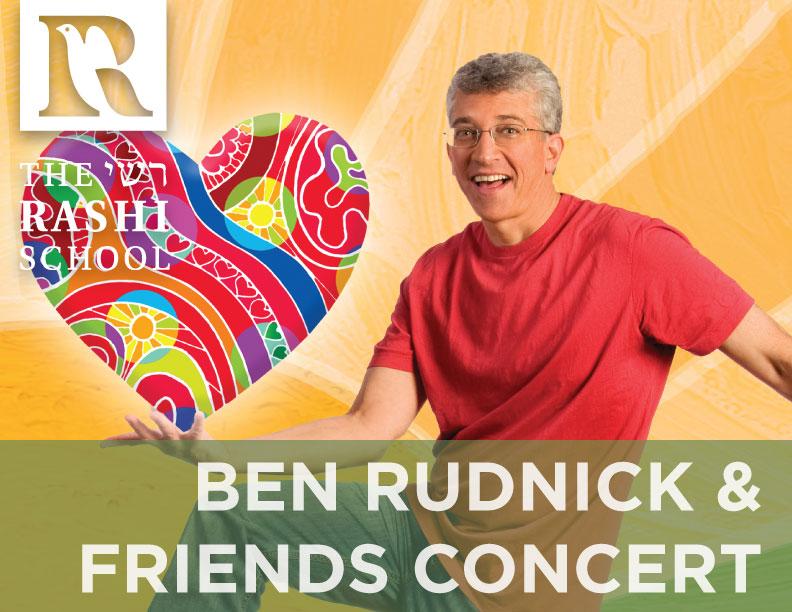 Ben Rudnick & Friends Concert
